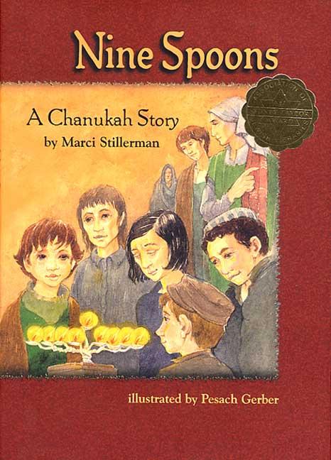 Nine Spoons – A Chanukah Story