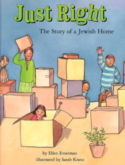 Just Right – The Story of a Jewish Home