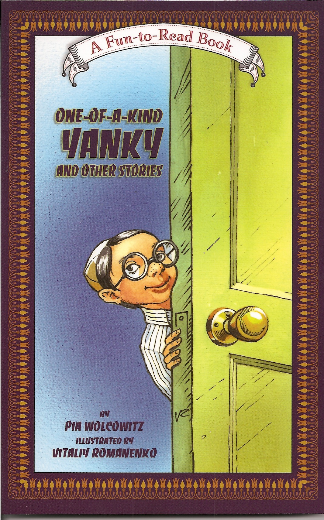 One of a Kind Yanky – and other stories