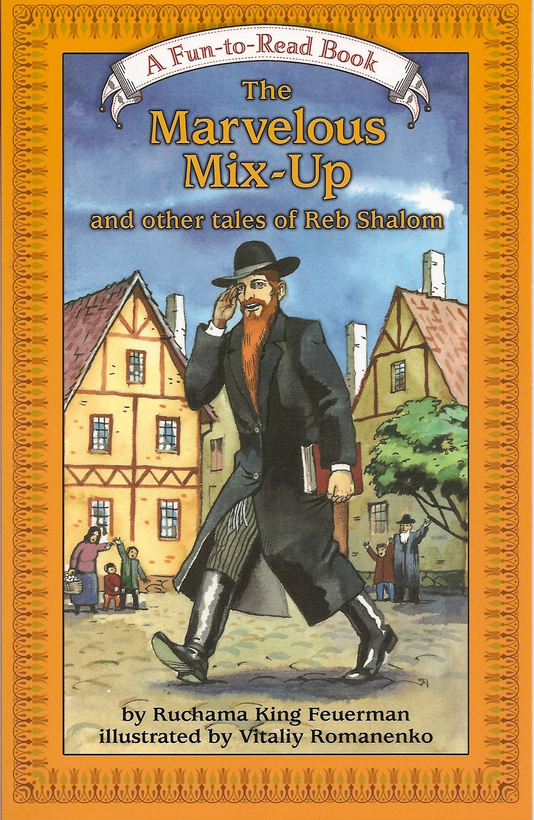Marvelous Mix Up and other tales of Reb Shalom