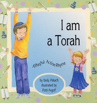I am a Torah – A Playful Action Rhyme