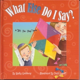 What Else do I Say? A lift the flap book
