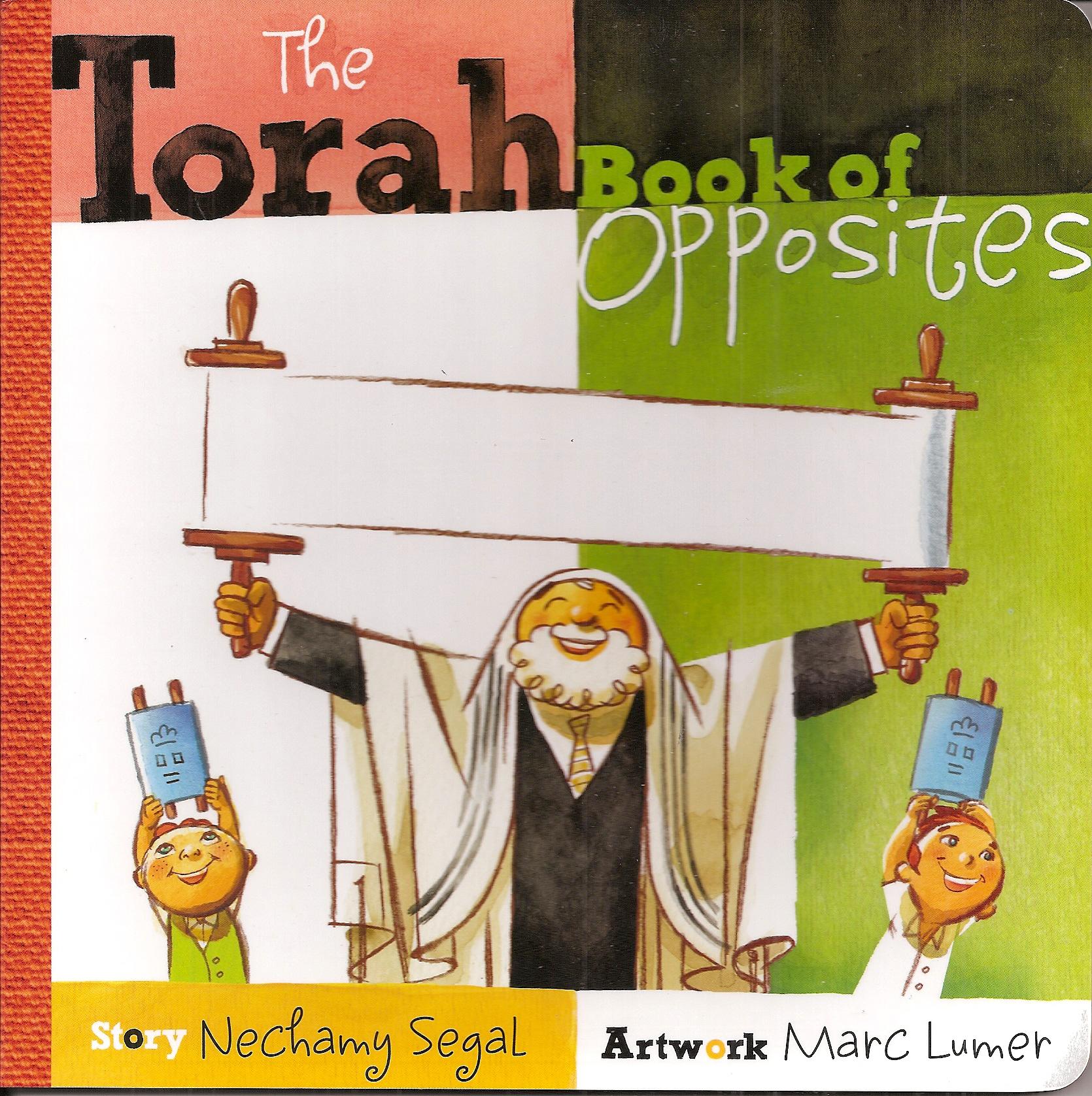The Torah Book of Opposites