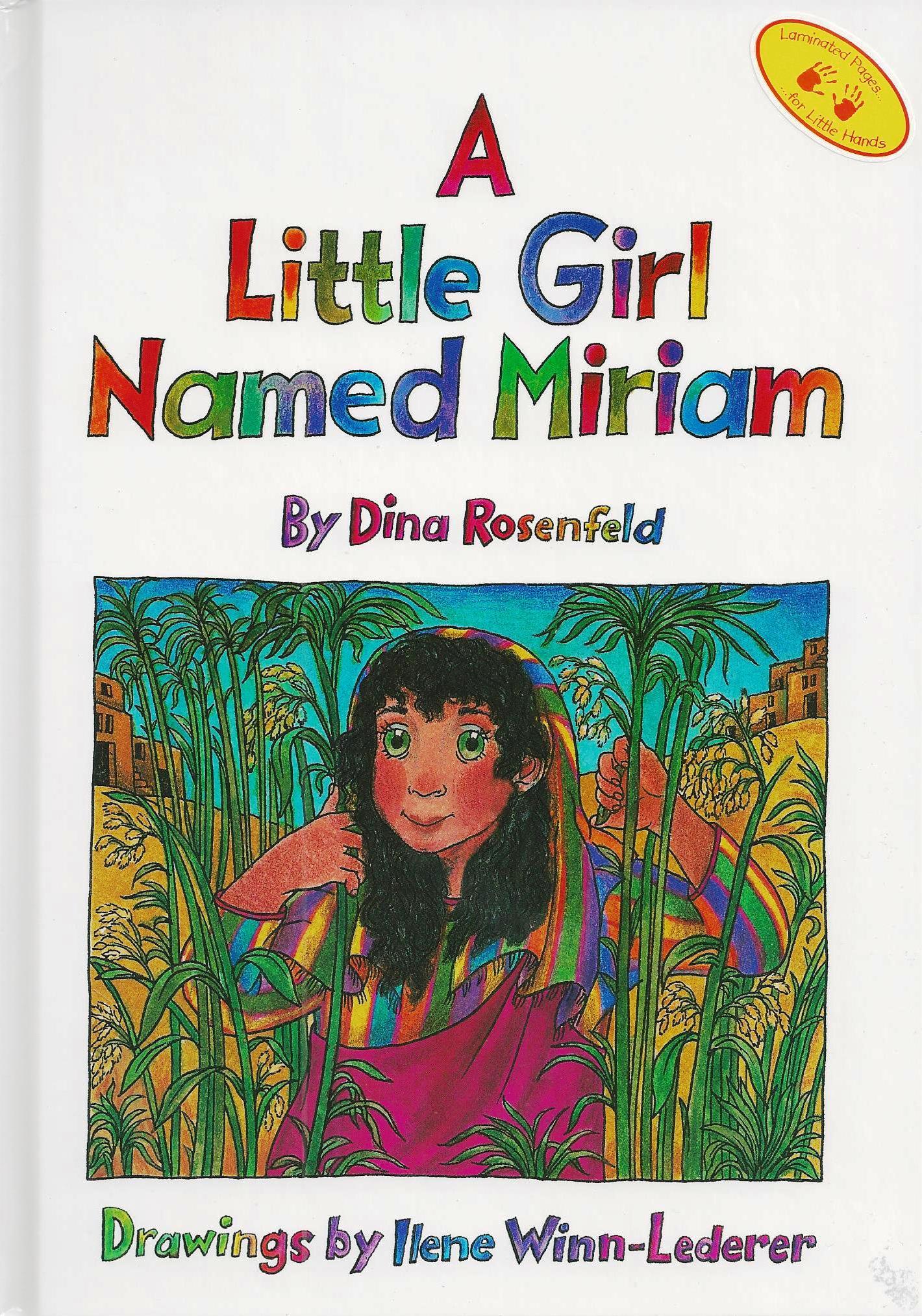 A Little Girl Named Miriam