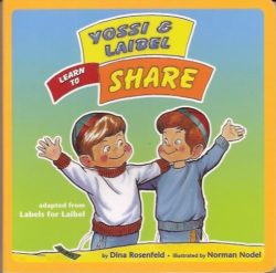 Yossi and Laibel Learn to Share