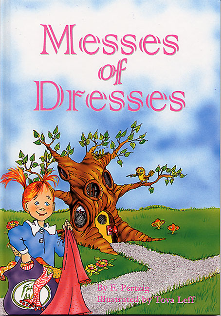 Messes Of Dresses