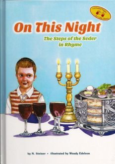 On This Night – The Steps of the Seder in Rhyme