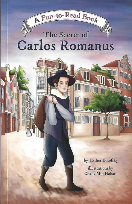 The Secret of Carlos Romanus – A Fun to Read Book
