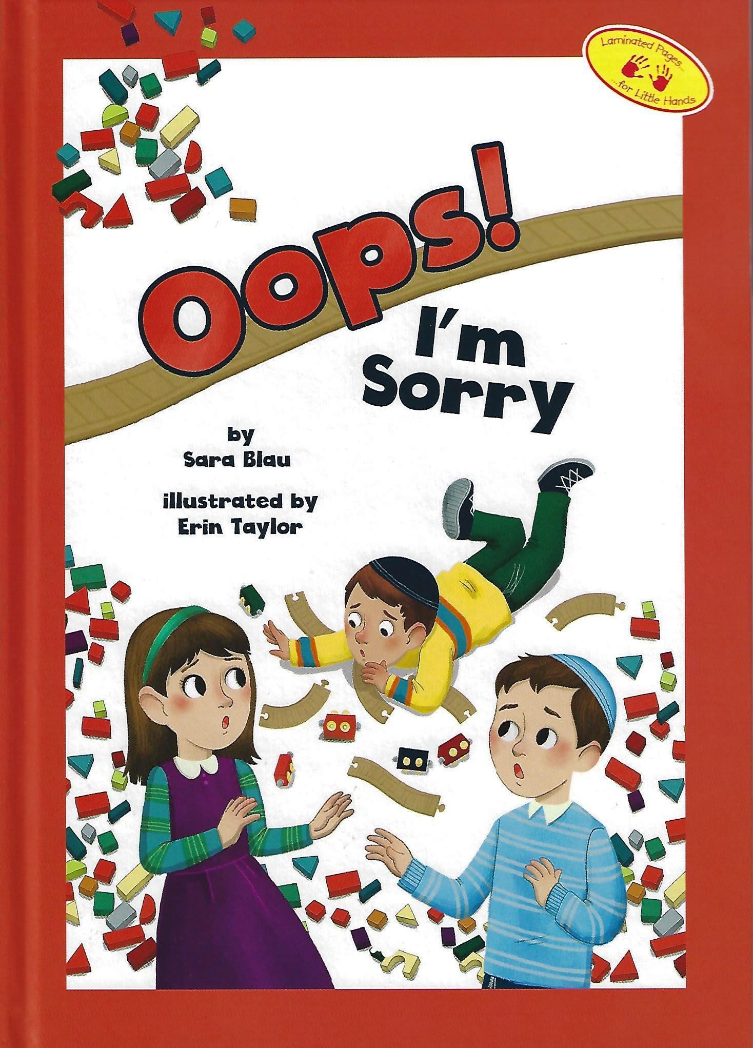 Oops! I'm Sorry.
